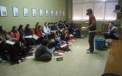 Salesianos San Antonio Abad en la Escuela Ambiental de Godelleta