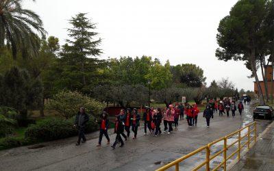 El colegio Juan XXIII de Burjasot en la Escuela de Educació Ambiental