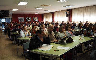Los directivos de las Escuelas Salesianas se reunen en Salesianos Godelleta